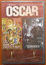 El León de invierno (The Lion in winter) + La Diligencia (Stagecoach)[DVD] NUEVO