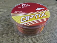 300 Yards - Cajun Line Optix 17 Pound Fishing Line - Hi Vis / Low Vis