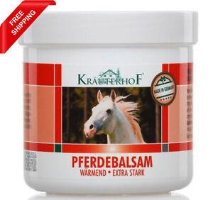 Asam Krauterhof ® Pferdebalsam Gel Balm with Strong Warming Effect 250ml