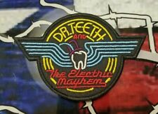 EMBROIDERED DR. TEETH & THE ELECTRIC MAYHEM ROCK BAND PATCH
