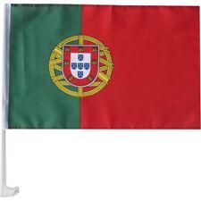 2 x Autofahne / Autoflagge Portugal