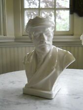 1930's Soviet Russian Communist Lenin Ceramic Statue / Bust