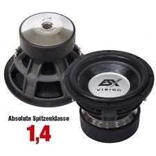 ESX ve-1522 VISION WOOFER prestazioni ve1522 4000/8000 Watt, Impedenza subwoofer 2+2