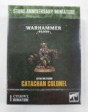 Games-Workshop - Warhammer 40.000 Catachan Colonel 99 12 01 05 085