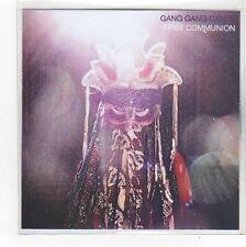 (FO54) Gang Gang Dance, First Communication - 2009 DJ CD