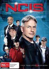 NCIS SEASON 12 DVD Region 4 BRAND NEW & SEALED on hand IN AUS!