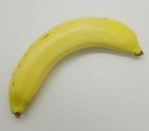 Vintage Mary Kirk Kelly Ceramic Fruit Banana