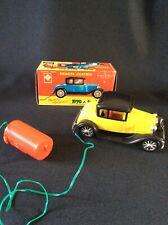 Cowan & Groot Ltd (Codeg) Remote Control 1930 Model A Ford Car ~ Boxed ~ 1965