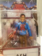 Neca Toony Terrors The Evil Dead Ash Action Figure Mint on card!