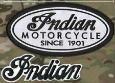 Мотоциклетная нашивка Indian