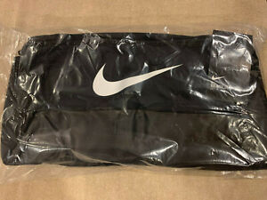 Nike Brasilia Small Duffel Bag Black New with Tags  BA5957 010