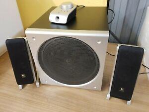 Logitech Z3 Soundsystem PC