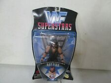 1996 Jakks Pacific WWF Superstars Mankind
