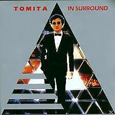 CD TOMITA IN SURROUND NUOVO ORIGINALE