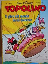 Topolino n°1677 [G.273] - BUONO –