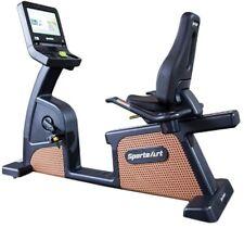 NEW SportsArt C576R-16 SENZA Recumbent Upright Stationary Exercise Bike