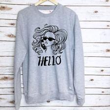 Slogan Plus Size Graphic T-Shirts for Women