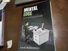 The Mental Edge by Leszek Badurowicz 2018 PB