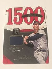 Ted Williams 2016 Panini Pantheon RBI Club Jersey #33/199 Red Sox HOF