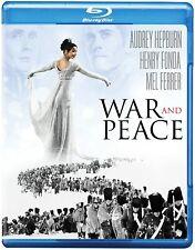 WAR & PEACE -  REGION A BLURAY (IMPORT) -  NEW SEALED** FREE POST!