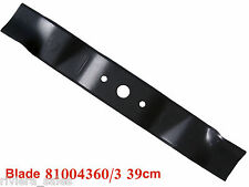 """39cm/15"""" Rotary Blade For Mountfield SP164, HP164, pn 1181004360/3 / 81004360/3"""