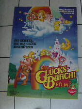 Glücksbärchis -der Film (Care Bears)- Film Poster (83x 59 cm ,Videothek)