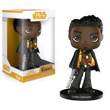 Star Wars: Solo - Lando Calrissian Wobbler Figure NEW Funko