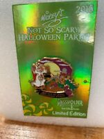 WDW 2015 Passholder LE MNSSHP party pin *Chip & Dale*