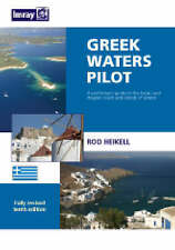 Heikell, Rod, Greek Waters Pilot, Very Good Book