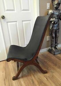 Pierre Lottier mid century modern made for Valentí spanish slipper chair,VINTAGE