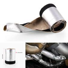 Metallischer Hitzeschild thermische Hülse Isolierschlauchabdeckung Hitze Mantel