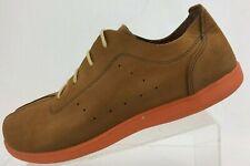 Crocs Casual Oxfords Venture Canvas Khaki Brown Lace Up Comfort Shoes Mens US 12