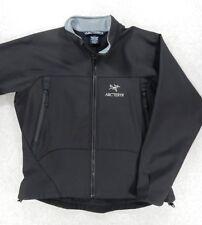 Arcteryx Soft Shell GAMMA Jacket (Womens XL) Black - PolarTec