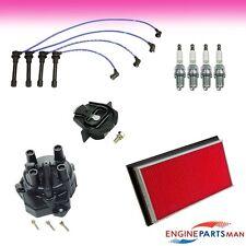 TK2036-08 : Fit 98-01 Nissan Altima L4 2.4L Tune Up Kit Filter Cap Plug Wire Set