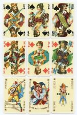 ROYAL MIDDLE AGES 1970 ASS playing cards Germany Deutsch kartenspiel