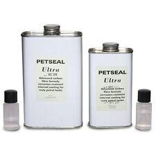 PETSEAL PETROL TANK SEALANT 500ML FOR LARGER TANKS LATEST ETHENOL FUELS