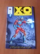 X-O il Guerriero 0 ed.Play Press VALIANT