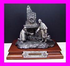 "Chilmark Fine Pewter Figurine By Barnum 1992 ""MERRY CHRISTMAS YANK"" #359"