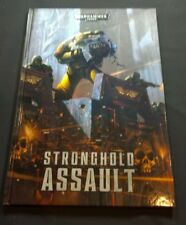 Warhammer 40k Codex Stronghold Assault Hardcover supplement
