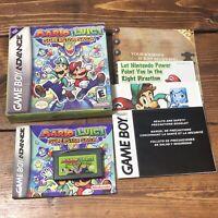 Mario & Luigi: Superstar Saga (Game Boy Advance, 2003)- Complete