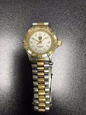 Tag Heuer 2000 Series Stainless Steel WE1422-2 Ladies Watch