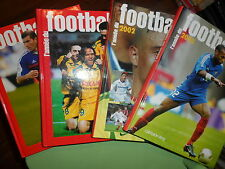 L'ANNEE DU FOOTBALL  2000-2001-2002-2003