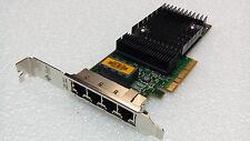SUN Quad Port  Server Adapter 501-7606 PCIe Netzwerkkarte 4 Port Gigabit ###