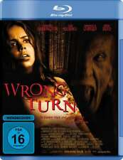 WRONG TURN - Teil 1 Eliza Dushku DESMOND HARRINGTON BLU-RAY digitaly remastered