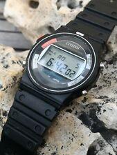 🔝Reloj Watch 🇯🇵Citizen Vintage 👉MODIFICADO módulo Casio Digital...