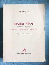 Mario Finzi o del buon impiego  della propria vita. Renato Peri Barghigiani 1995