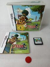 The Legend of Zelda Spirit Tracks Nintendo DS gebraucht in OVP + Anleitung