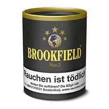 Pfeifentabak Brookfield N0.2(der ex Black Vanilla) 3x200=  600gr. Portoreduziert