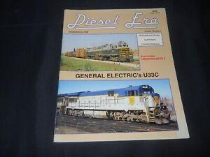 Diesel Era Magazine Jan/Feb 1996 Vol 7 #1