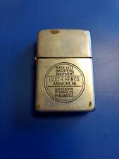 ZIPPO Louis H. Hein Co Ardmore, PA Lighter Lubrication Hydraulics Pneumatics